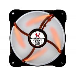 X2 case fan - X2.120 NANO YELLOW LED X2-12025N7L3-Y-LED