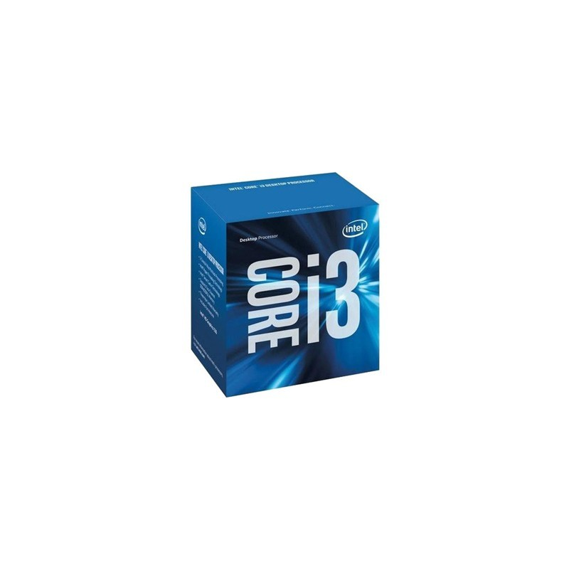 Intel Core i3 6100 - 3.7GHz BOX BX80662I36100