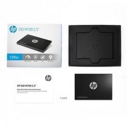 HP SSD M700 120GB 2.5' SATA3 6GB/s, 500/460 MB/s, MLC 3DV72AA#ABB