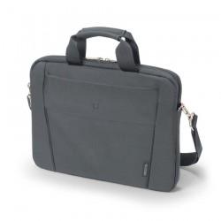 Dicota Slim Case Base 11 - 12.5 grey notebook case D31301