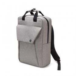 Dicota Backpack Edge 15.6 batoh na notebook, light grey D31525