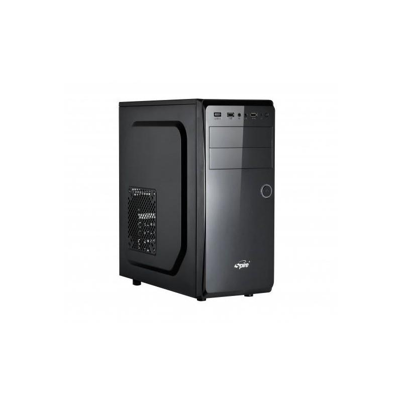 Spire PC skřiňa ATX Supreme 1615, bez zdroje, čierna SPT1615B-2U3