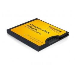 Delock adaptér CompactFlash karet - SD / MMC slot PC 61796