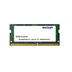 Patriot Signature DDR4 4GB 2400MHz CL17 SODIMM PSD44G240082S
