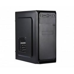 Spire PC skrinka SUPREME 1606, čierna (bez zdroja) SPT1606B-2U3-R