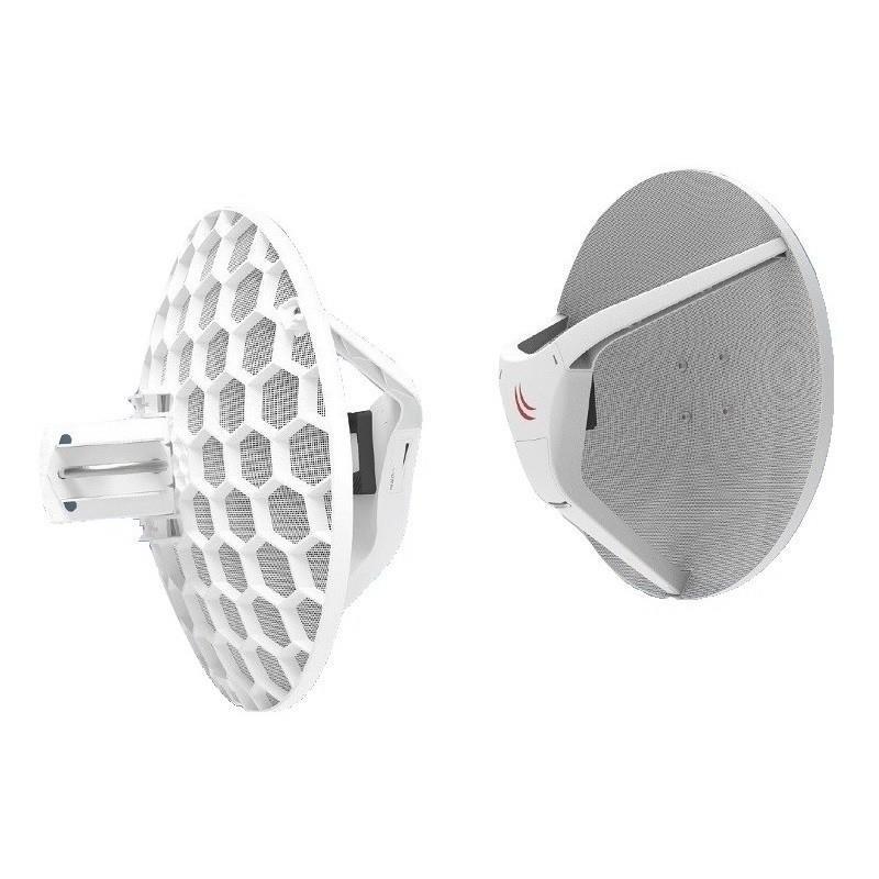 MikroTik RBLHGG-60ad Wireless Wire Dish 60Ghz 802.3af/at PtP 1.8Gb/s - 2 pcs MT RBLHGG-60ad kitr2