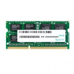 Apacer DDR3 4GB 1600MHz CL11 SODIMM 1.5V DS.04G2K.HAM