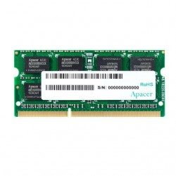 Apacer DDR3 8GB 1600MHz CL11 SODIMM 1.35V DV.08G2K.KAM