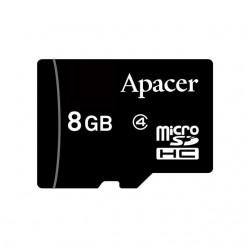Apacer pamäťová karta Micro SDHC 8GB Class 4 AP8GMCSH4-RA