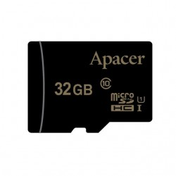 Apacer pamäťová karta Micro SDHC 32GB Class 10 UHS-I AP32GMCSH10U1-R
