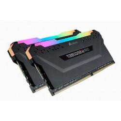 Corsair Vengeance RGB PRO Series LED 16GB, 3200MHz DDR4 CL16 BLACK...