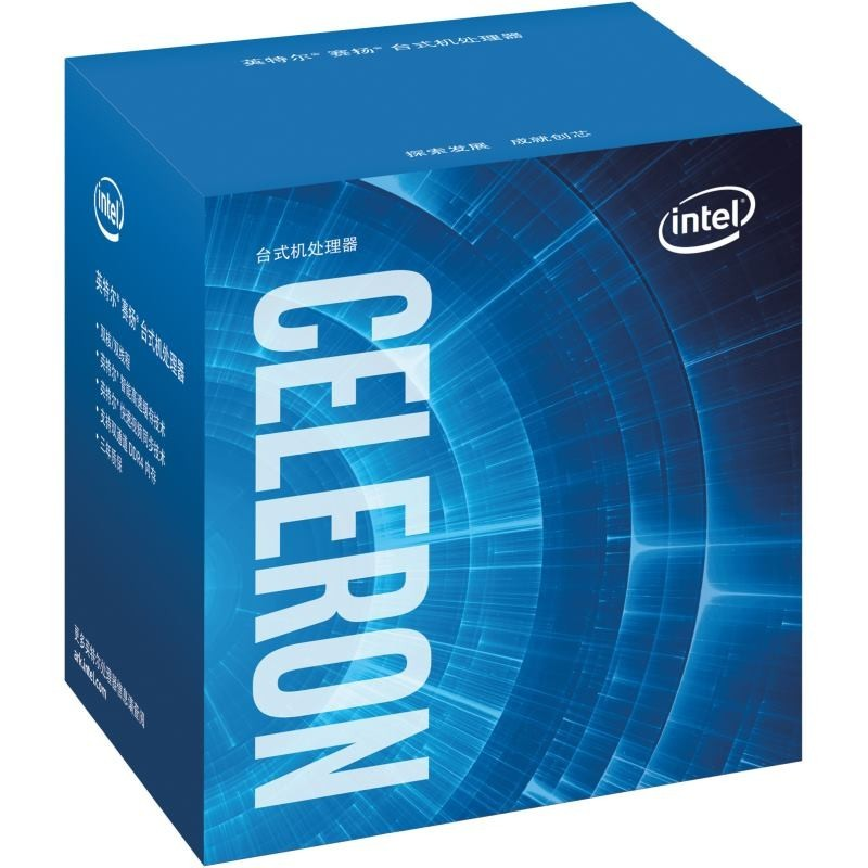 INTEL Celeron G3900 (2M Cache, 2.80 GHz) BOX BX80662G3900
