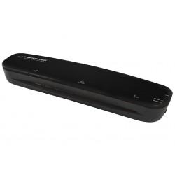 Esperanza EFL002 ETERNITY laminátor A4, čierny + 5 ks fóie A4 EFL002 - 5901299949382