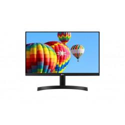 LG Monitor LCD 24MK600M-B 24', 1920 x 1080, IPS,  HDMI, D-Sub
