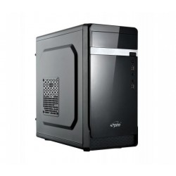 PC case Spire, Micro tower Tricer 1412 SPT1412B-CE/R-U3