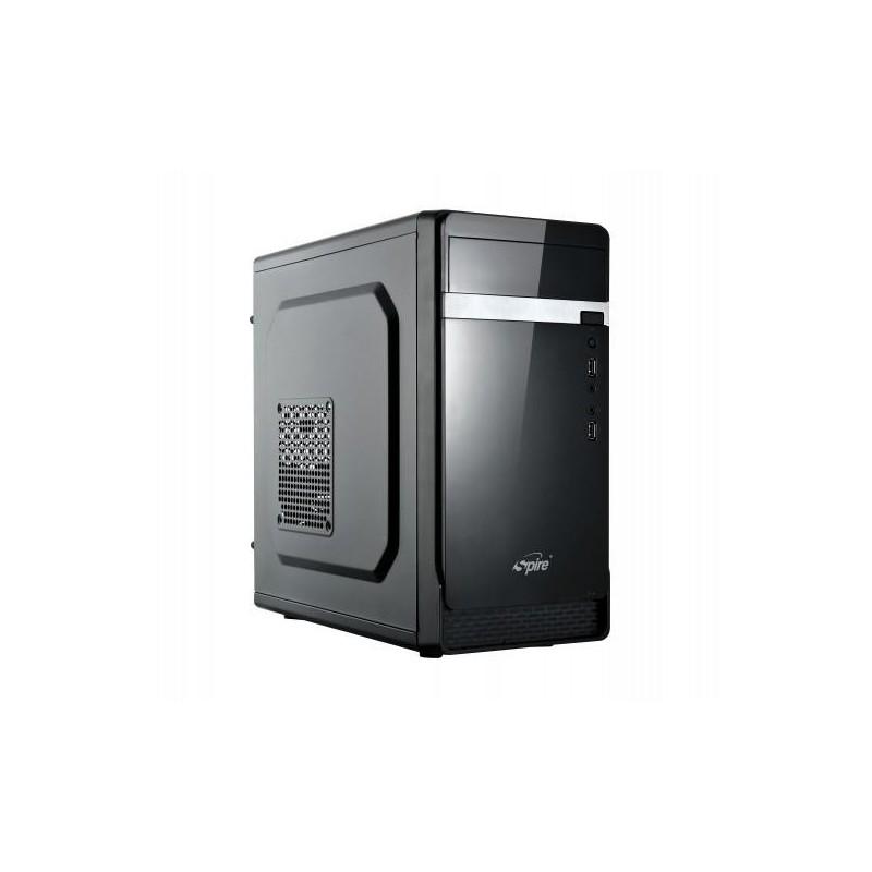PC case Spire, Micro tower Tricer 1412 SPT1412B-CE/R-U3