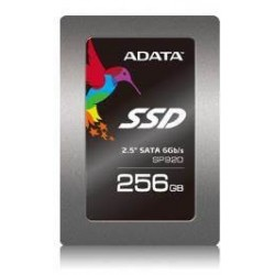 "ADATA 256GB SSD SP920 PremierPro Series SATA 3 6Gb/s, 2,5"" Box ASP920SS3-256GM-C"