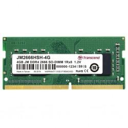 Transcend JM 4GB DDR4 2666 SO-DIMM JM2666HSH-4G