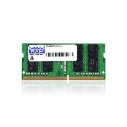 GOODRAM DDR4 4GB 2400MHz CL17 SODIMM GR2400S464L17S/4G