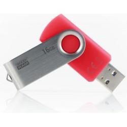 GOODRAM memory USB UTS3 16GB USB 3.0 Červená UTS3-0160R0R11