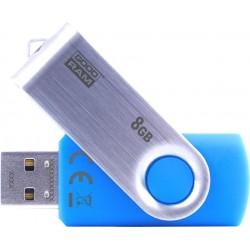 GOODRAM memory USB UTS2 8GB USB 2.0 Modrá UTS2-0080B0R11