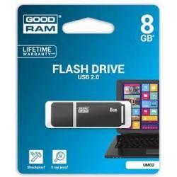 GOODRAM memory USB UMO2 8GB USB 2.0 Grafit UMO2-0080E0R11