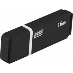 GOODRAM memory USB UMO2 16GB USB 2.0 Grafit UMO2-0160E0R11