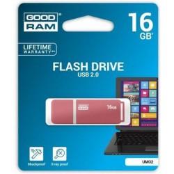GOODRAM memory USB UMO2 16GB USB 2.0 Oranžová UMO2-0160O0R11
