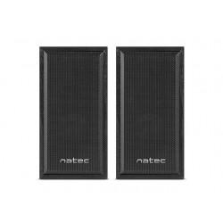 Natec Panther computer speakers 2.0 6W RMS, Black NGL-1229