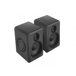 Natec LYNX computer speakers 2.0 6W RMS, Black NGL-1230