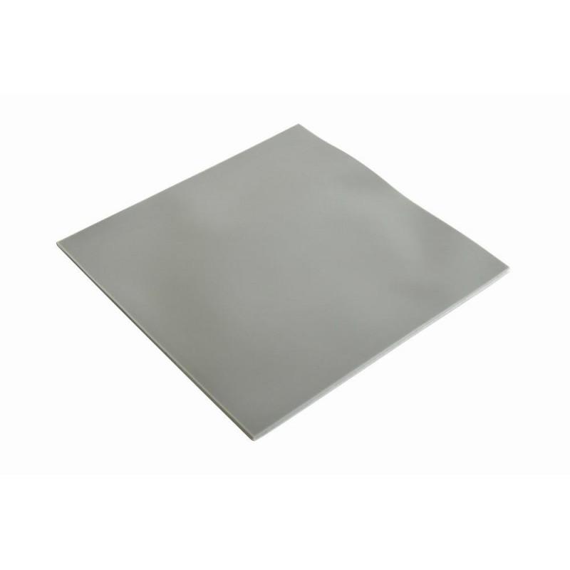 Gembird Heatsink silikónová tepelná podložka, 100x100x1 mm TG-P-01