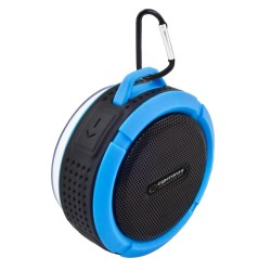 Esperanza EP125KB COUNTRY Bluetooth reproduktor 3W, čierno-modrý EP125KB - 5901299940266