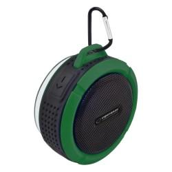 Esperanza EP125KG COUNTRY Bluetooth reproduktor 3W, čierno-zelený EP125KG - 5901299940259