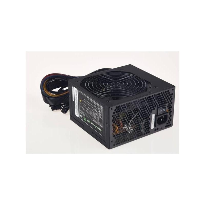 Fortron FSP 400W, Aktiv PFC, 85%, 12cm fan, OEM Green Power AX400-60APN