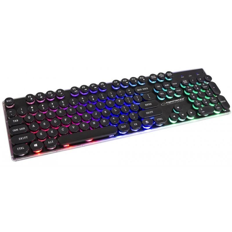 ESPERANZA EK133 NEW ORLEANS - multimediálna klávesnica USB EK133 - 5901299940952