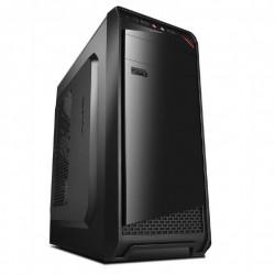 Gembird PC skriňa Midi Tower Fornax 300, čierna CCC-FC-05