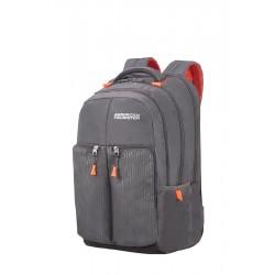 Backpack American Tourister 24G08020 UG SPORTIVE,15.6' comp,docu,3 pockets,grey 24G-08-020
