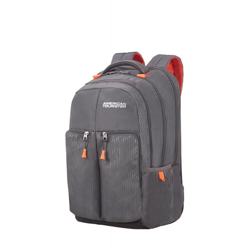 Backpack American Tourister 24G08020 UG SPORTIVE,15.6' comp,docu,3 pockets,grey 24G-08-020