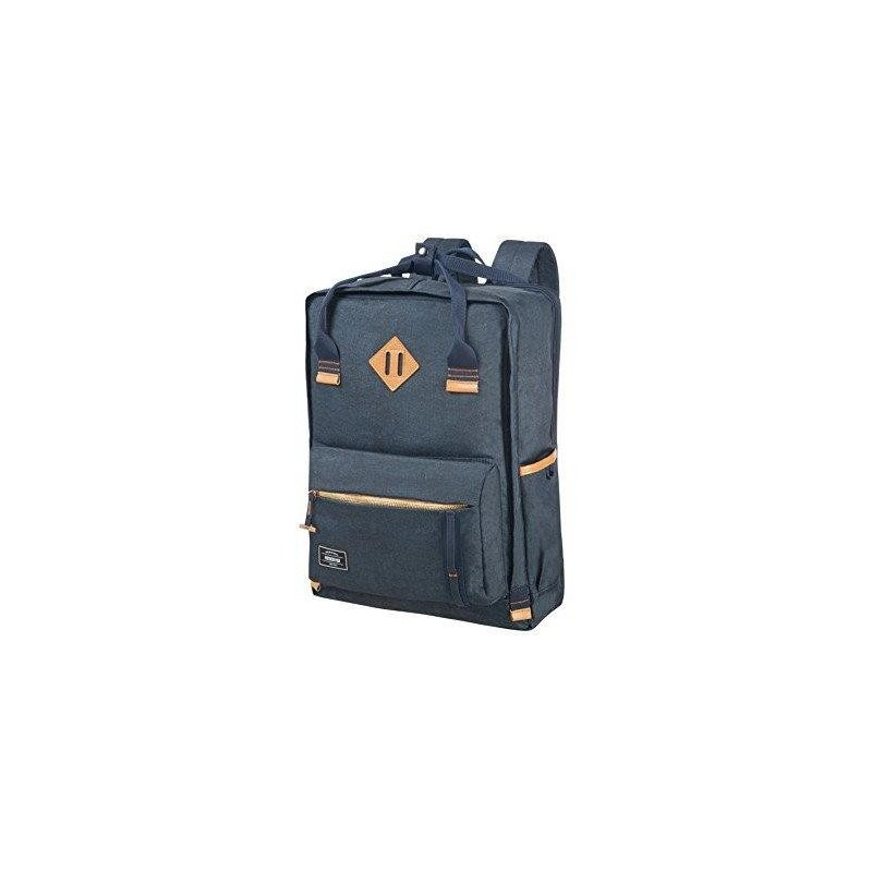 Backpack American Tourister 24G51026 UG5 17.3' comp, docu, pockets, denim 24G-51-026