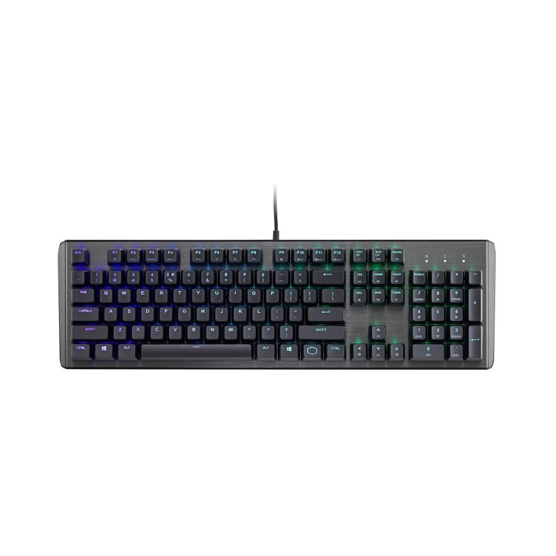 Cooler Master klávesnica MASTERKEYS CK 550 RGB Gateron MX Brown CK-550-GKGM1-US