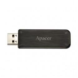 Apacer flash disk 32GB AH325 USB 2.0 čierny AP32GAH325B-1