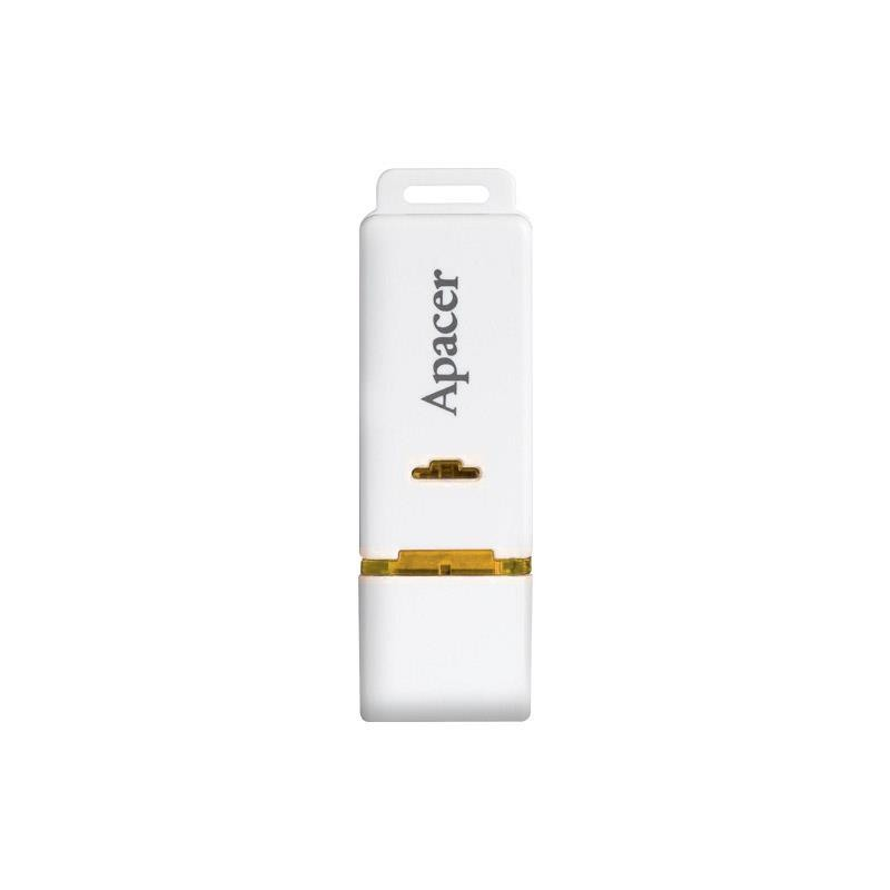 Apacer flash disk 64GB AH223 USB 2.0 oranžový AP64GAH223W-1