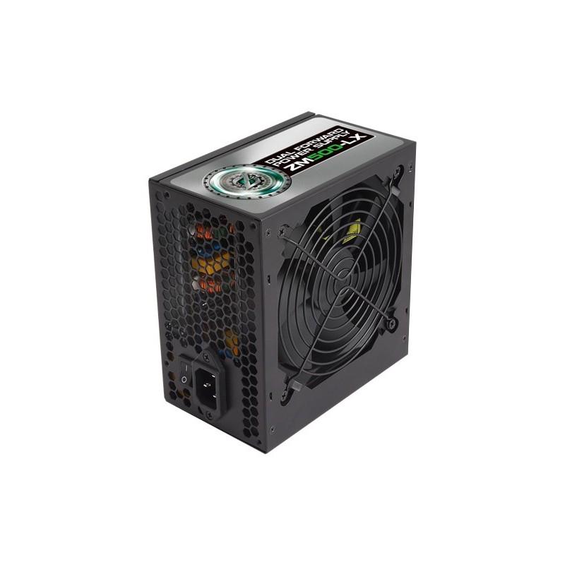 Zalman zdroj ZM500-LX 500W 80+ ATX12V 23 PFC 12cm fan