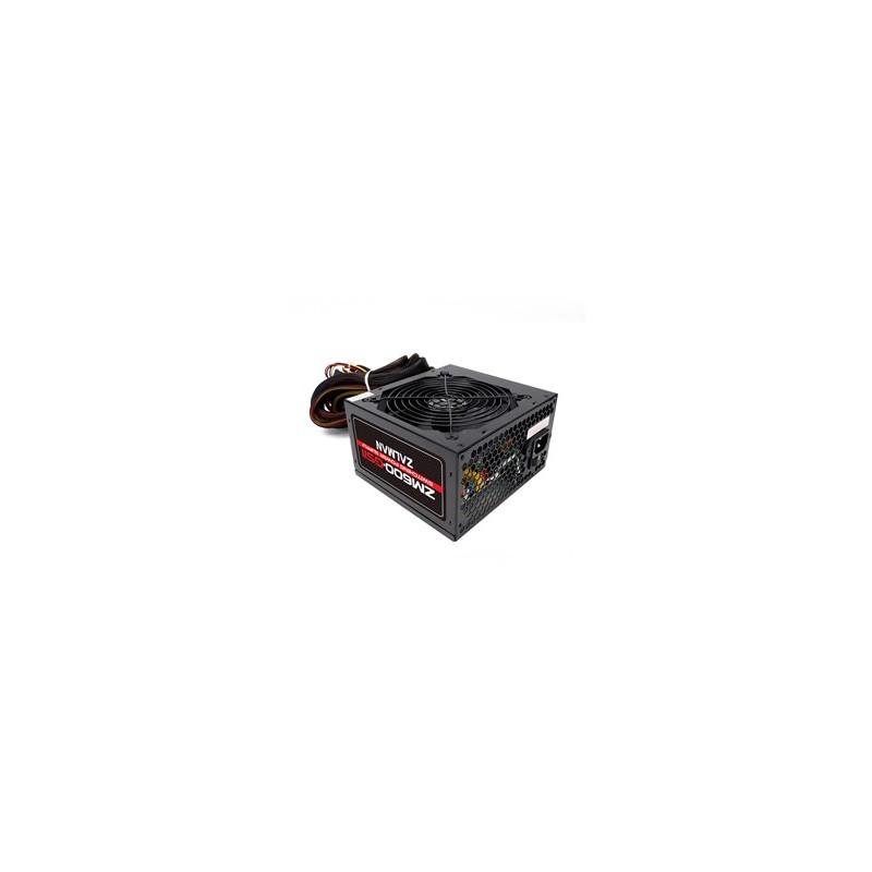 Zalman zdroj ZM600-GSII 600W 80+ ATX12V 23 PFC 12cm fan
