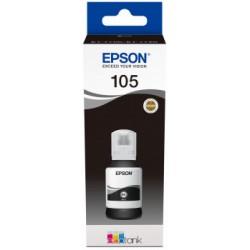 Epson atrament L71xx Black ink container 140ml - 8000str. C13T00Q140