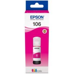 Epson atrament L71xx Magenta ink container 70ml - 5000str. C13T00R340