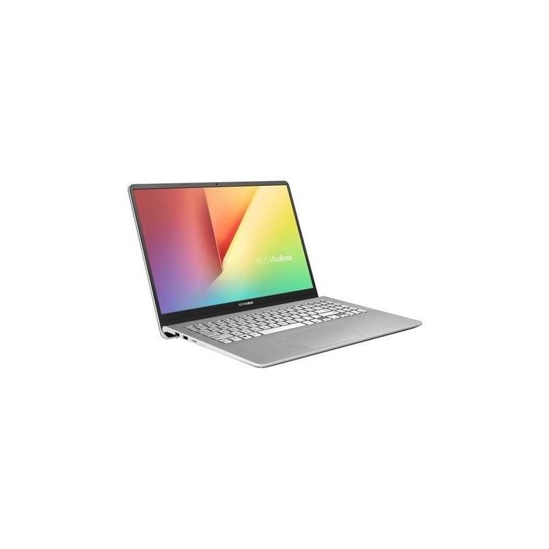 """ASUS VivoBook S530FN-BQ028T Intel i7-8565U 15.6"""" FHD matny MX150-2GB 16GB 1TB+256GB SSD WL Cam FPR Win10 CS šedý"""
