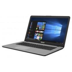 """ASUS VivoBook Pro N705FN-GC017T Intel i7-8565U 17.3"""" FD matný MX150-2GB 16GB 2TB+256GB WL BT Cam W10 sivý"""