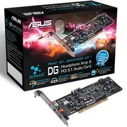 ASUS XONAR DG, PCI, Retail 90-YAA0K0-0UAN0BZ