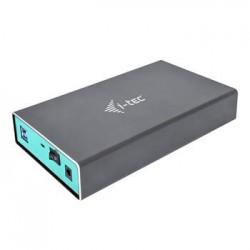 """i-tec MYSAFE USB 3.0 1x 3.5"""" HDD SATA external CASE U3MYSAFE035"""